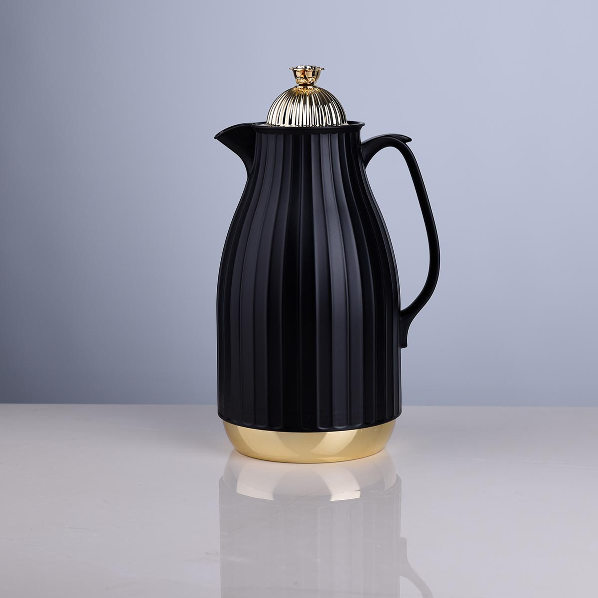 ترمس شاي وقهوة هوست ناردل ورده مطفي , 1.5 لتر , متعدد الالوان  HNMCR