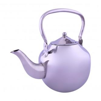 ابريق شاي استانلس استيل ,مقاس 1.5 لتر