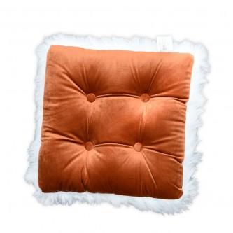 وسادة كرسي ملبس فرو رقم YM-20932