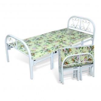 سرير للرحلات والمنازل قابل للطى رقم 00168-6004