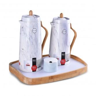 طقم ترامس شاي وقهوة هوست , HST2-1051-3