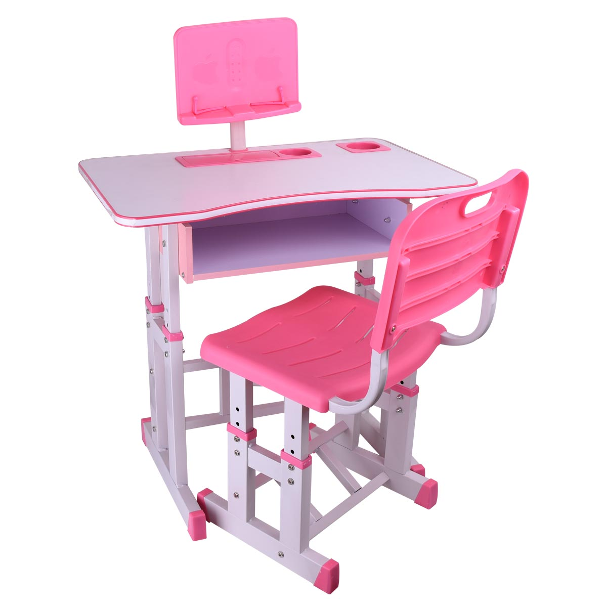 طاولة اطفال مدرسية خشب + كرسي , رقم B17