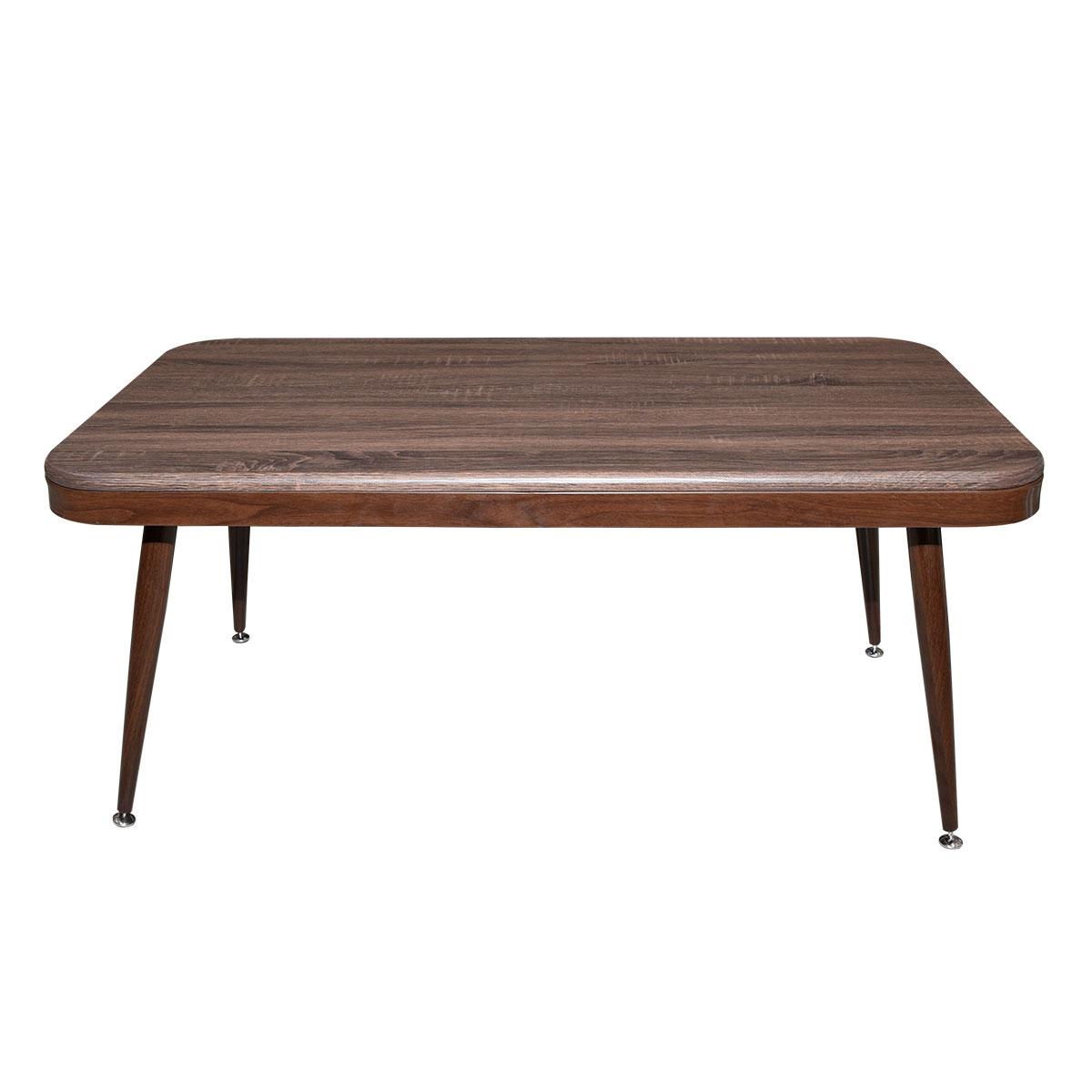 طاولة تقديم وخدمة خشب مستطيل , متعدد الالوان , موديل MT-05
