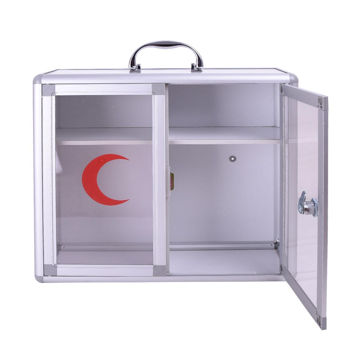صندوق الاسعافات الأولية  - المنيوم - رقم KE-9152
