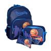 حقيبة ظهر مدرسية , وملحقاتها , 1 * 3  موديل TV131