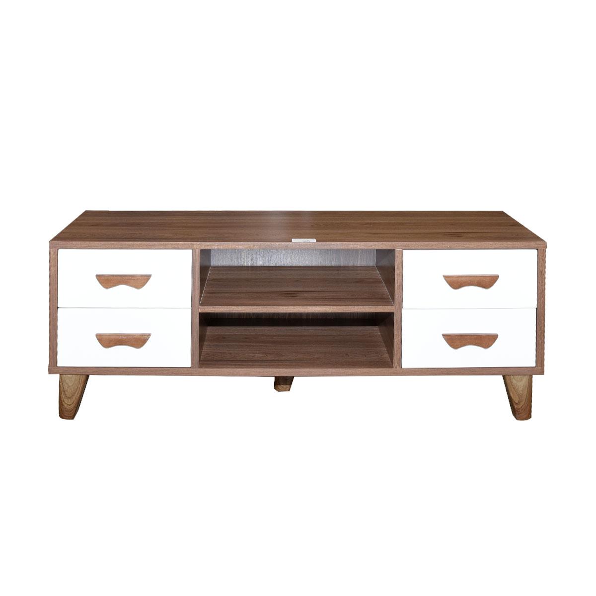 طاولة تلفاز خشب مقاس 140 * 40 * 46 سم , رقم D-3 /15100262
