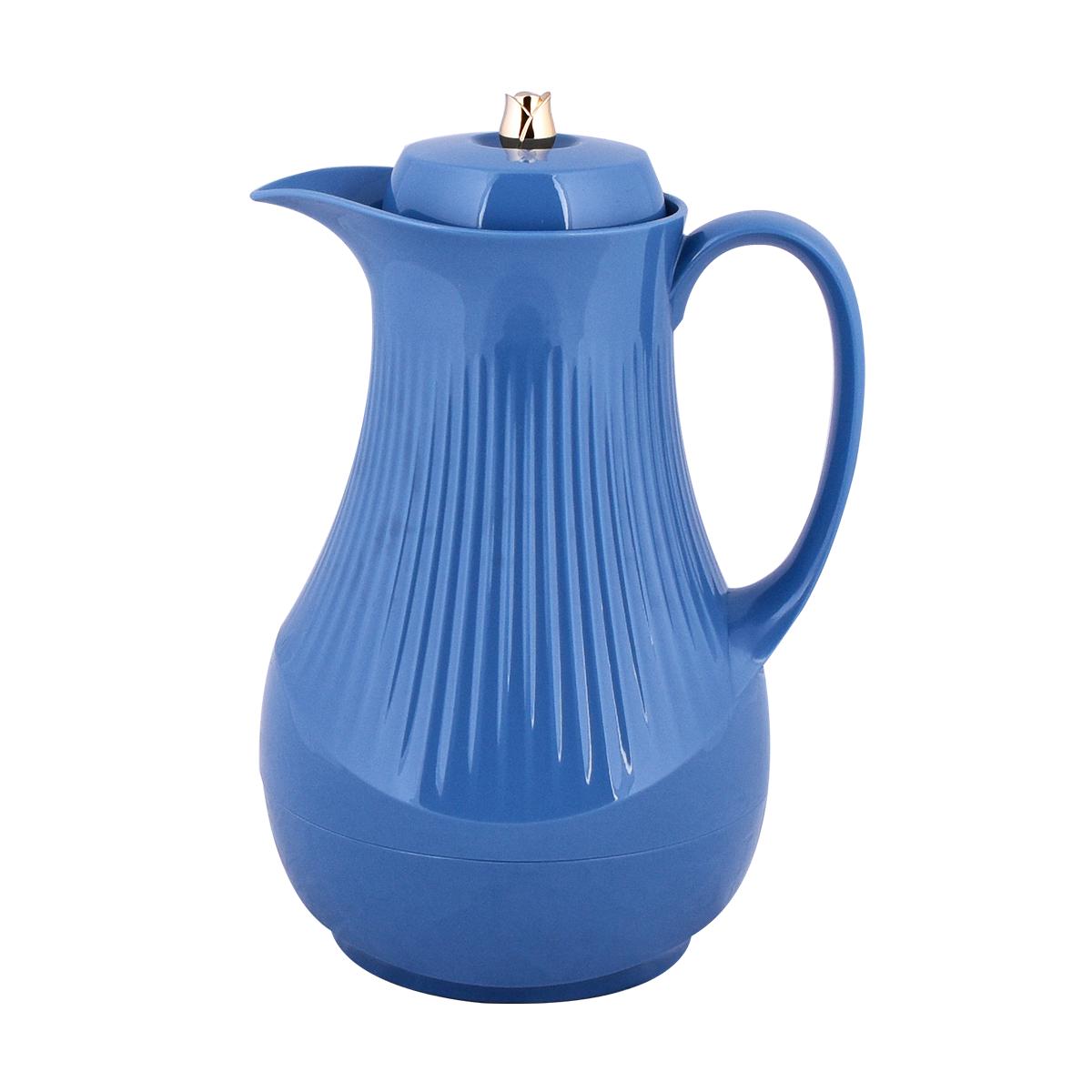 ترمس شاي وقهوة ديفا - DEVA - مقاس 1.0لتر - رقم K190490/BLBK