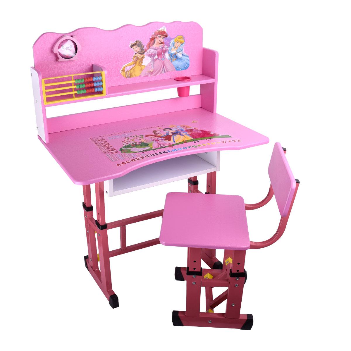طاولة اطفال مدرسية خشب + كرسي , رقم B18
