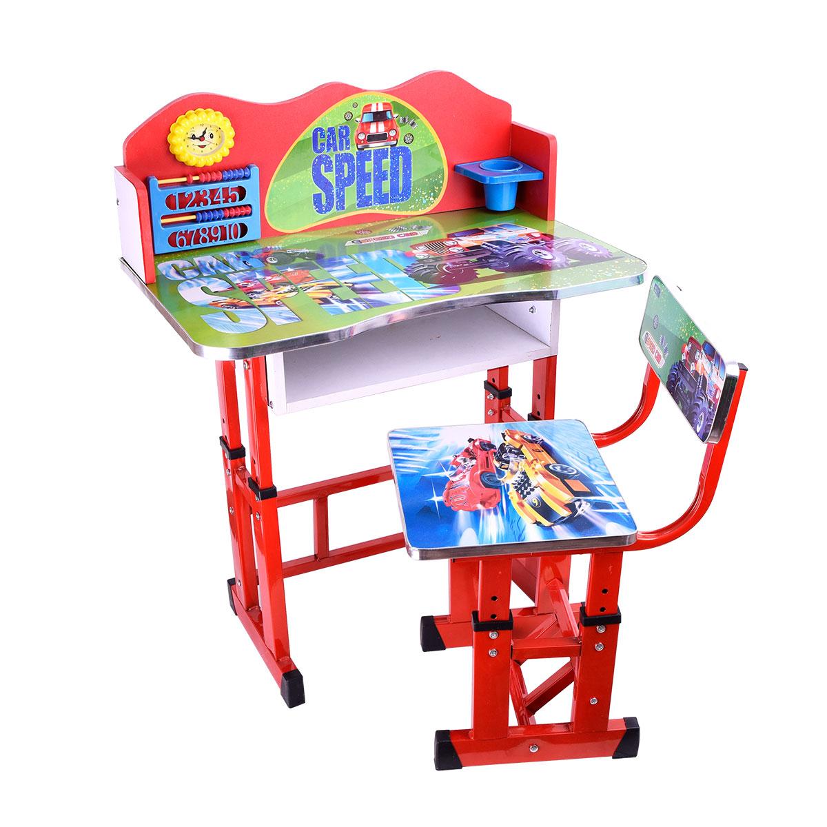 طاولة اطفال مدرسية خشب + كرسي , رقم 4042-033