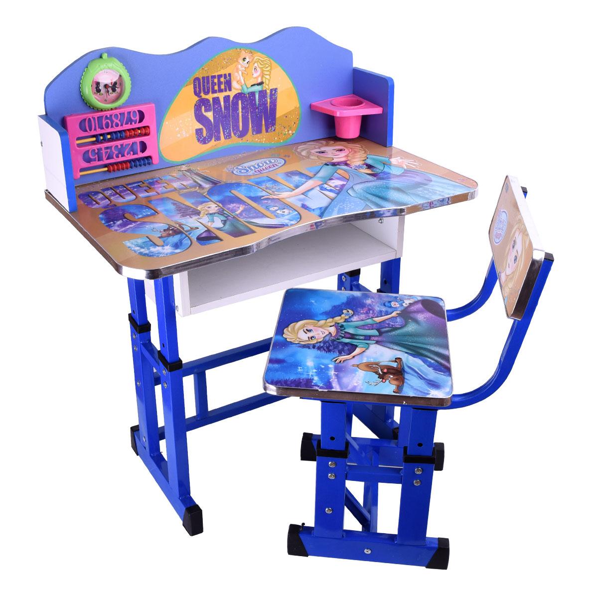 طاولة اطفال مدرسية خشب + كرسي , رقم 4042-038