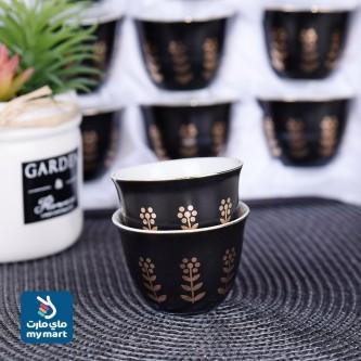 طقم فناجين قهوة عربي 12 فنجان , رقم 554606