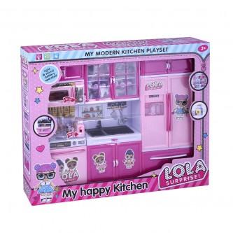 لعبة لولا مطبخ للبنات موديل CH10169