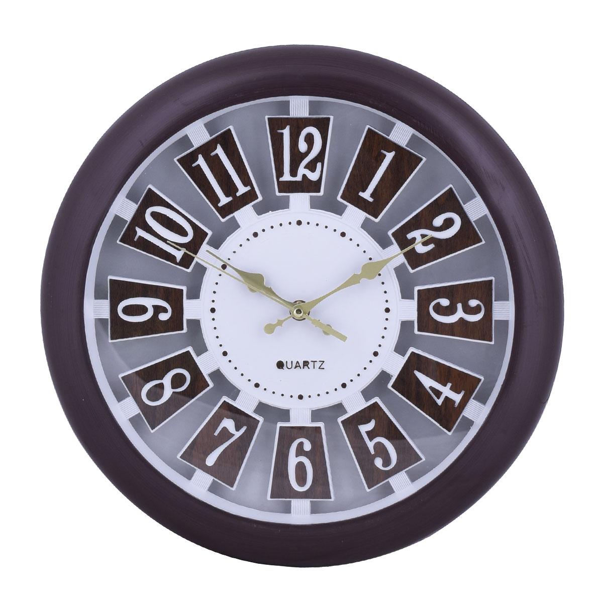 ساعة حائط  دائرية الشكل رقم 2201011