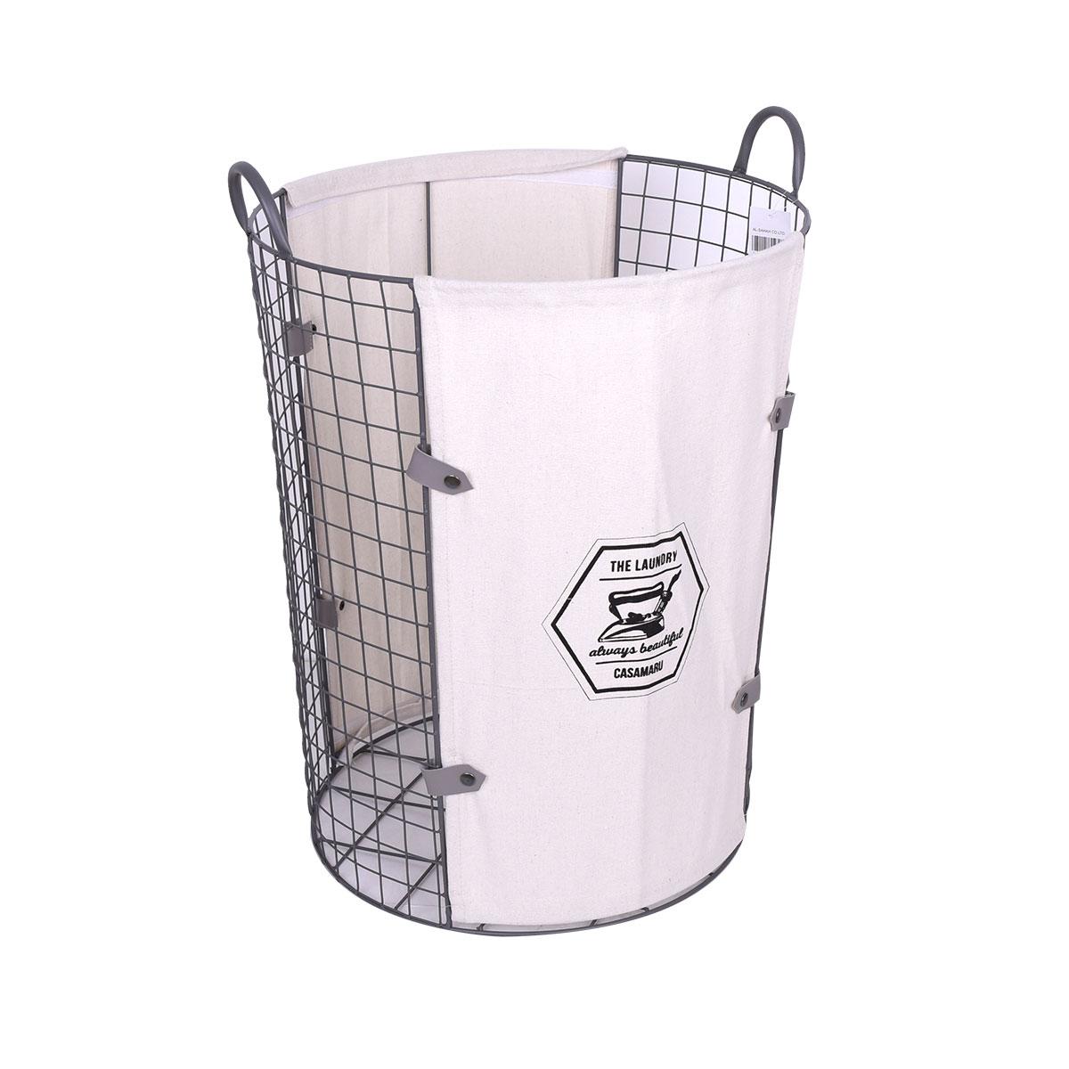 سلة غسيل ملابس وتخزين 3 قطعة رقم ZX18E-1030