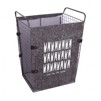 سلة غسيل ملابس وتخزين 3 قطعة رقم ZX18E-1005