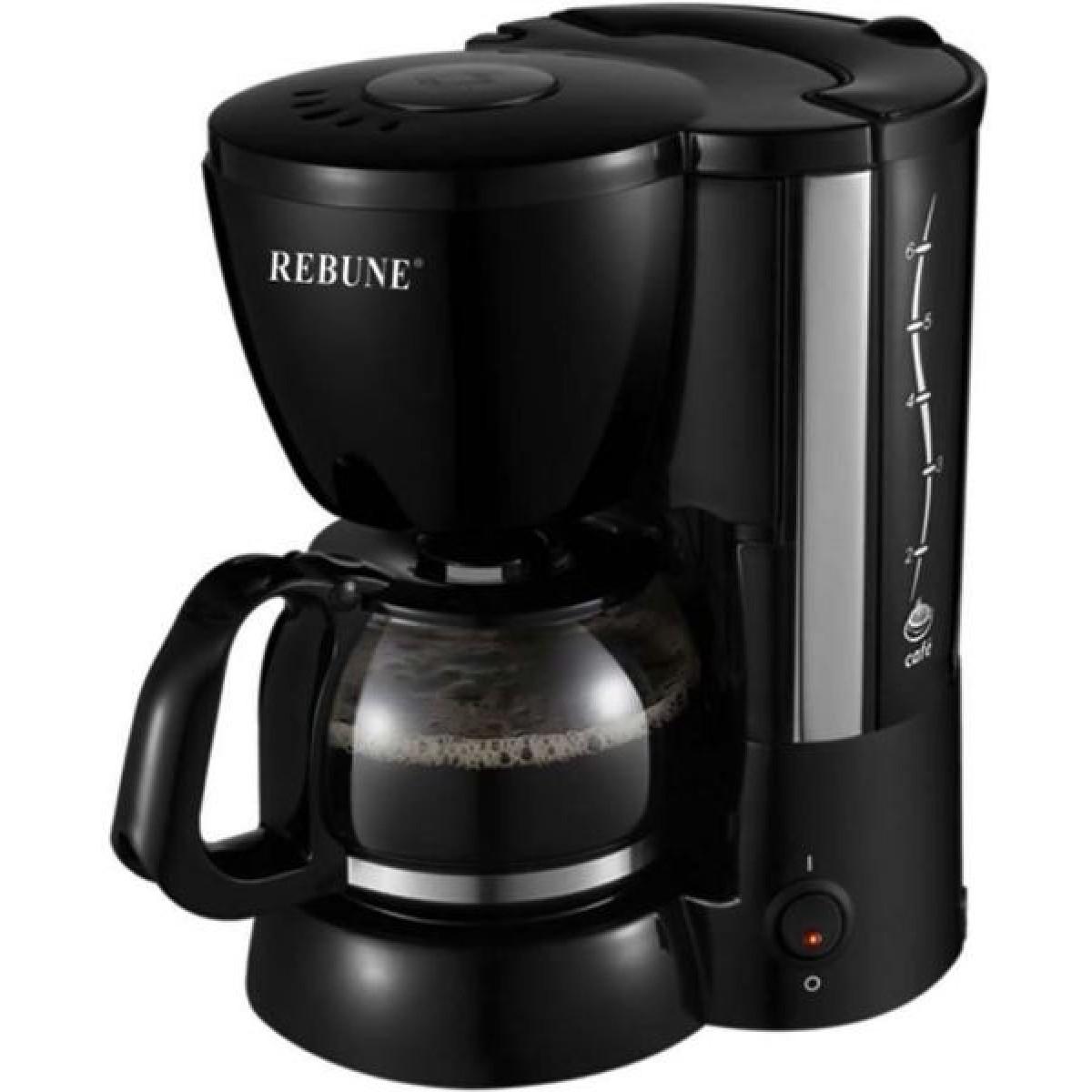 صانعة قهوة ريبون 0.65 لتر 600واط موديل RE-6-018