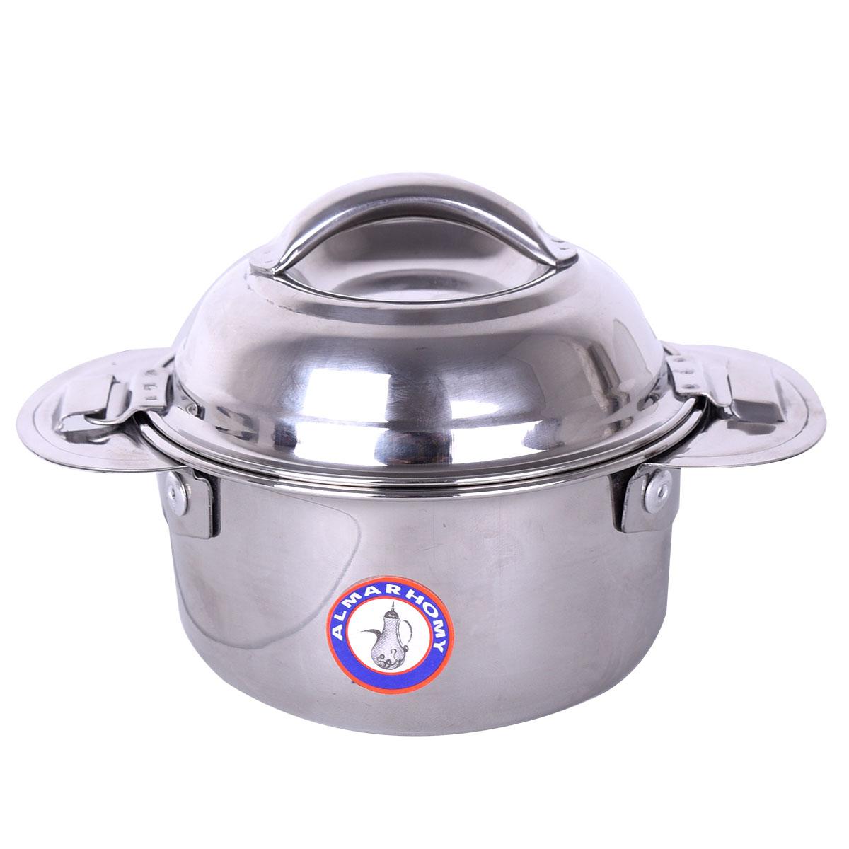 حافظة طعام رويال , هندي , مقاس 350 مل