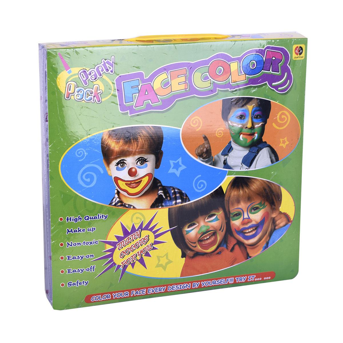تلوين وجه للأطفال - MO4294