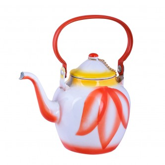 ابريق شاي غضار اندونيسي - مقاس 1.6 لتر - من السيف