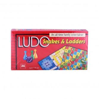 لعبة السلم والثعبان الاثارة والتشويق لودو (LUDO )