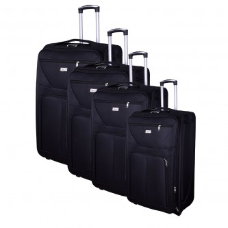 حقائب سفر بعجلات 4 قطع  رقم 2-01918