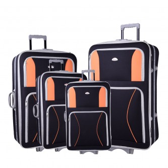 حقائب سفر بعجلات 4 قطع  رقم CS1960