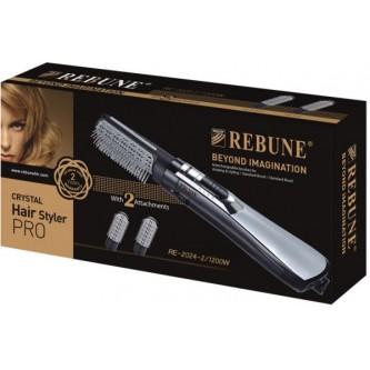 استشوار شعر ريبون قطعتين  1200 واط ، موديل RE-2024-2