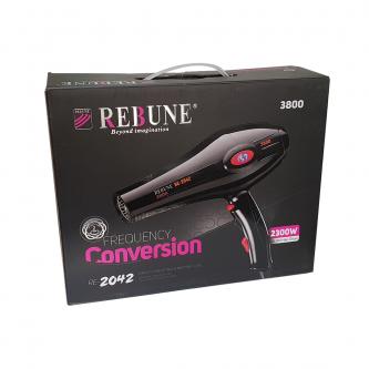 مجفف شعر من ريبون مع شاشة رقمية  , 2300 واط  موديل RE-2042