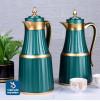 طقم ترامس , الشامخة , للشاي والقهوة , مقاس 1 لتر + 1لتر