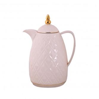 ترمس شاي وقهوة , روز , مقاس 1 لتر رقم 52339