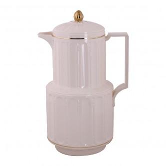 ترمس شاي وقهوة , روز , مقاس 1.3 لتر رقم 52291