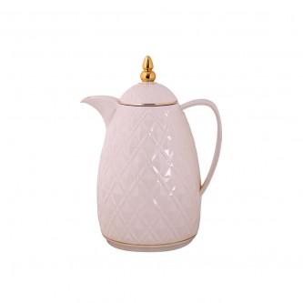 ترمس شاي وقهوة , روز , مقاس 0.65 لتر رقم 52338