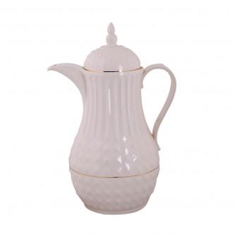 ترمس شاي وقهوة , روز , مقاس 1 لتر رقم 52103