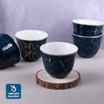 طقم فناجين قهوة عربي 12 فنجان , رقم 554730