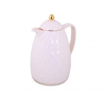 ترمس شاي وقهوة , روز , مقاس 1.0 لتر رقم 52336