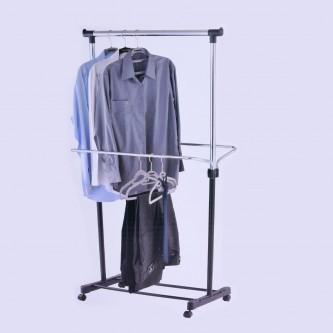علاق ملابس استيل متحركة رقم TW0021