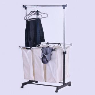 علاق ملابس استيل متحركة رقم TW0044