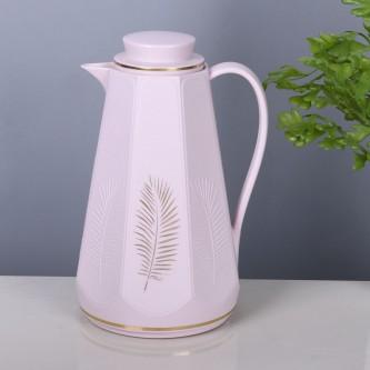 ترمس شاي وقهوة ديفا -DEVA- وردي فاتح - مقاس 1.0لتر - رقم K191576/10/LPK