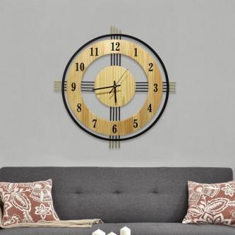 ساعة حائط  دائرية الشكل مقاس 56 سم  رقم YM-21501