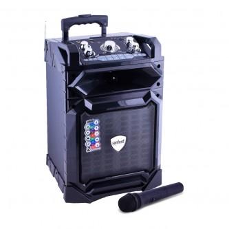 مكبر صوت محمول قابلة للشحن سانفورد SF2269RTS