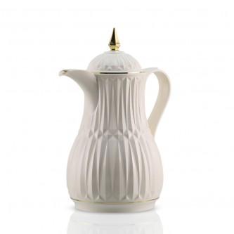 ترمس شاي وقهوة , روز , مقاس 1.3 لتر رقم 52385