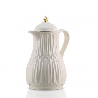 ترمس شاي وقهوة , روز , مقاس 1.0 لتر رقم 52381