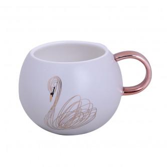 كوب سيراميك لشرب الشاي والحليب موديل YM-21603