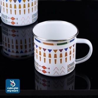 كوب غضار للقهوة وللشاي وللحليب عسيري رقم K57667/12