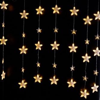 لمبه زينه رمضانية شكل نجوم كبير AD1-556
