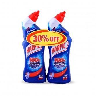 منظف مرحاض هاربيك 750 مل الاصلي 2 حبة خصم 30%