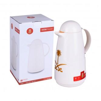 ترمس شاي وقهوة ريم ,1 لتر ,ASF007