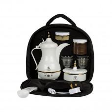 دلة المسافر - صانعة القهوة العربية الكهربائية - 850 واط - 400 مل