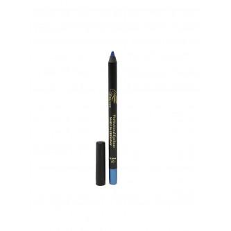 قلم كحل من باركود مقاوم للماء ازرق BC07