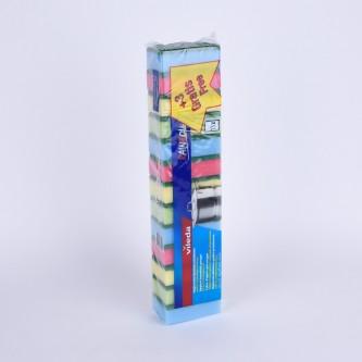 اسفنج رين بو10+3قطعة ,من فليدا